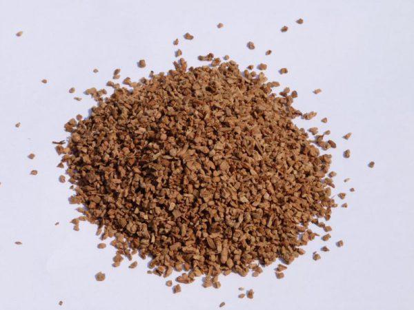 Korkové granule 2 - 3mm