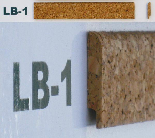 Korkové lišty rohové LB-1