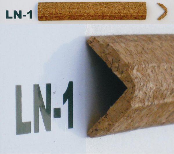 Korkové Lišty Rohové LN-1