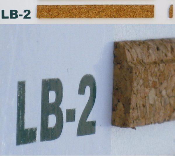 Korkové Lišty Rohové LB-2