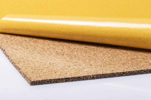 Samolepící korek desky 10mm
