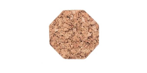 Podložka korková malé dekorativní hexagon
